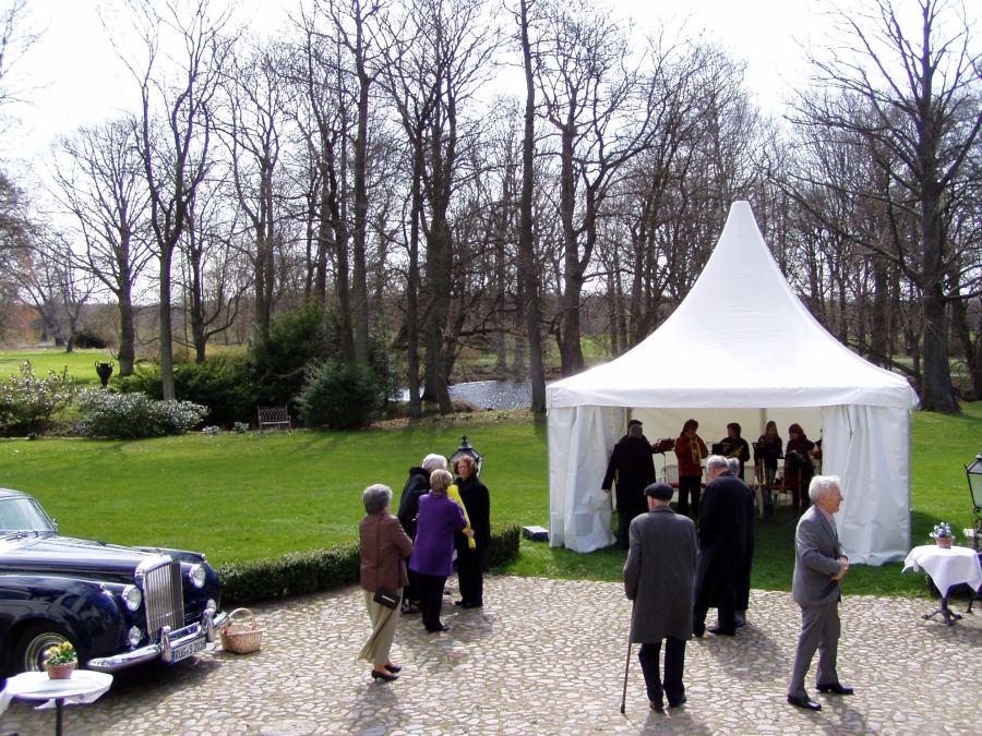 Party und Festzelte für Rügen und Stralsund – Planenlange